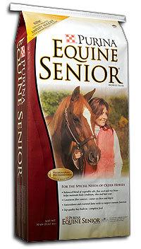 Equine Senior