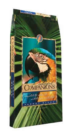 COLORFUL COMPANIONS® Parrot Blend