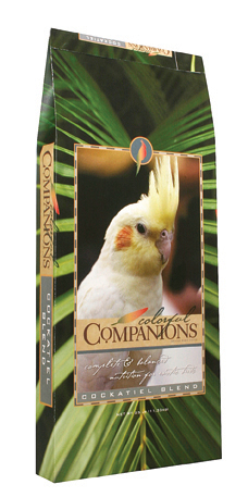COLORFUL COMPANIONS® Cockatiel Blend