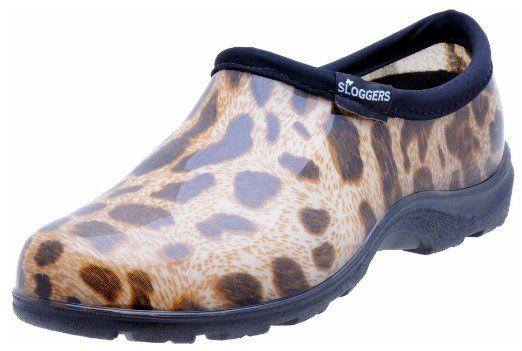 Leopard SLOGGER Shoe