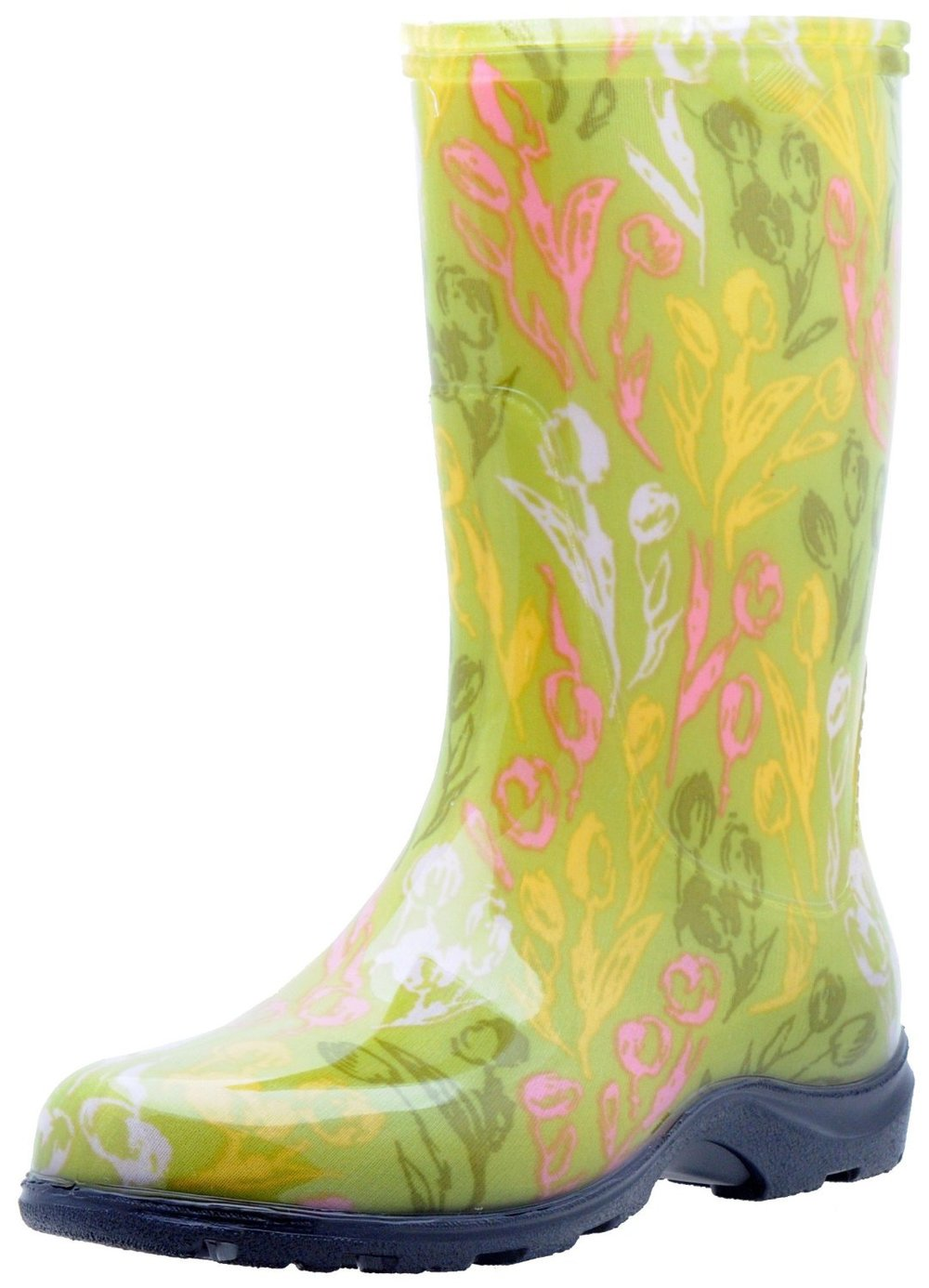 Tulip Green SLOGGER Boot