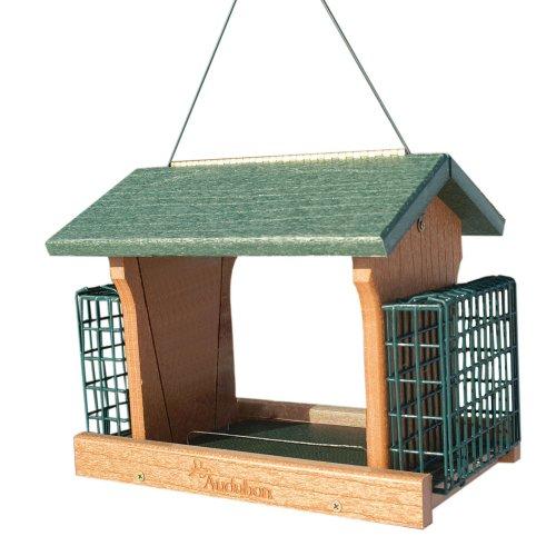 Recycled Plastic Ranch Bird Feeder.jpg