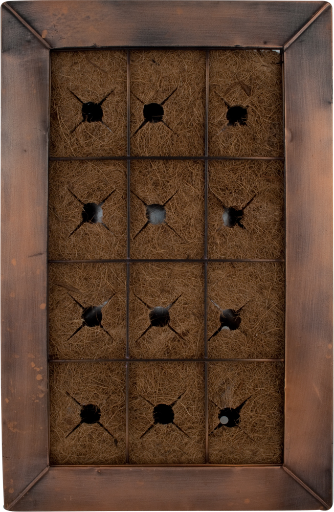 Copper Vertical wall planter.jpg