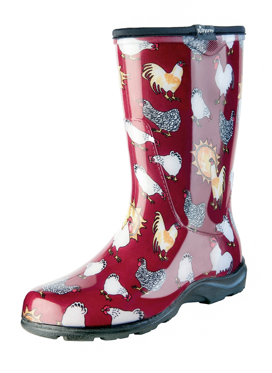 red chicken rain boot.jpg