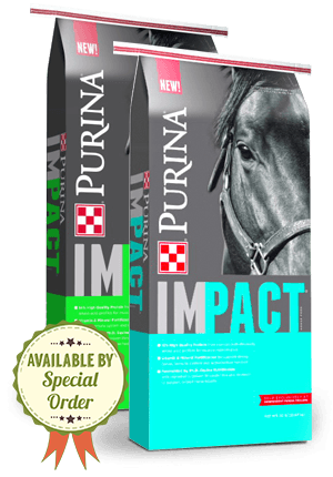 Purina Impact formerly Horseman's Edge