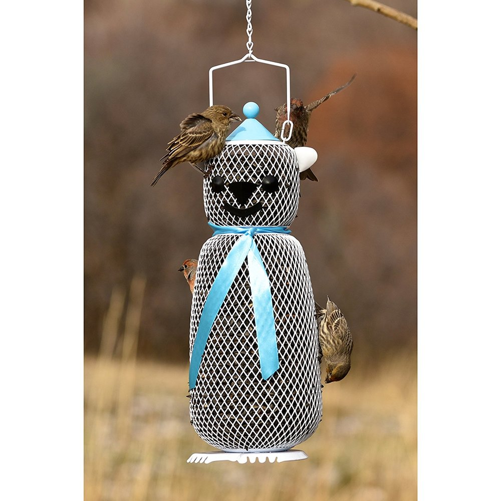 No:No Polar Bear Mesh Bird Feeder.jpg