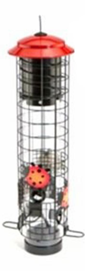 Woodlink NA32441 Ladybug Bird Feeder Squirrel-Resistant.jpg