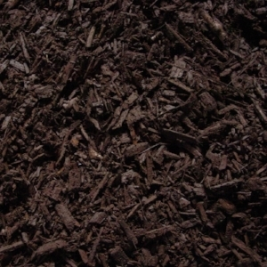 Bulk mulch orders jamestown feed and seed for Dark brown landscape rock