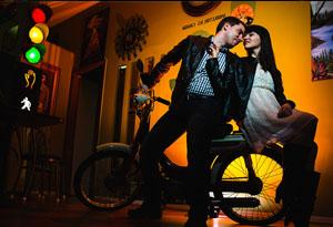 Sherry & Nathan