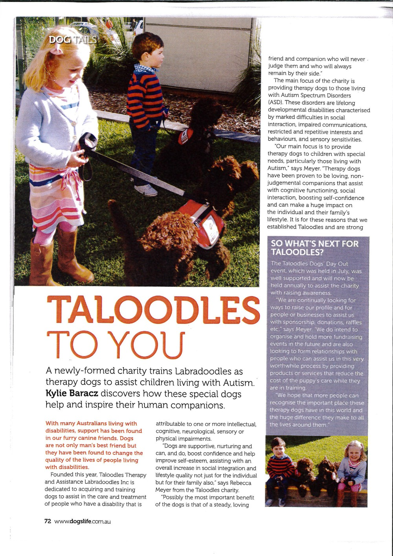 Dog's Life Magazine - December 2013