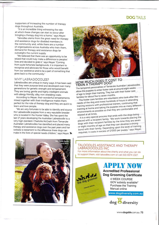 Dogs' Life Magazine - December 2013