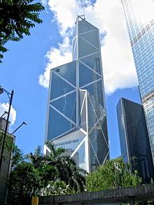 Bank of China, Hong Kong.