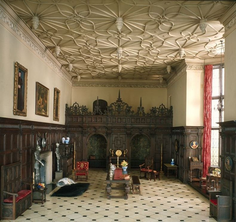Thorne Miniature room