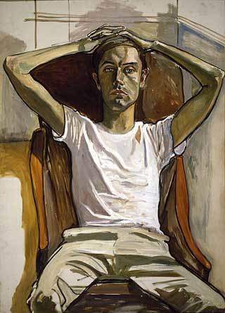 Alice Neel. Hartley.