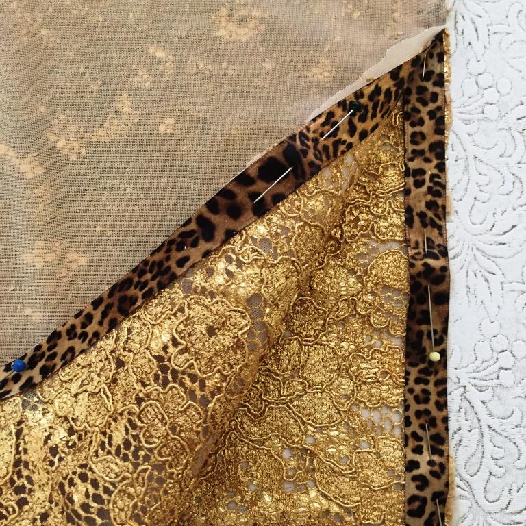 Defs - leopard print