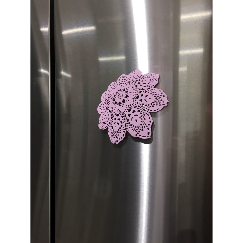 Flying Lotus fridge magnets available  here