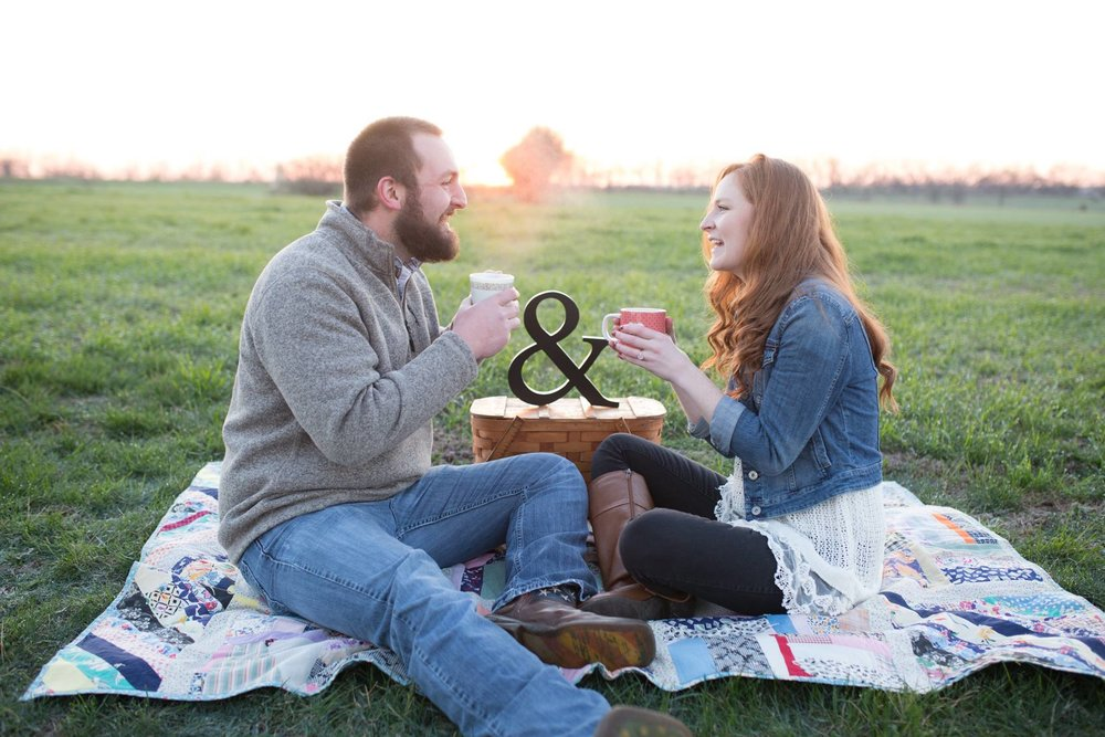 Lake Ozark Engagement Photographer
