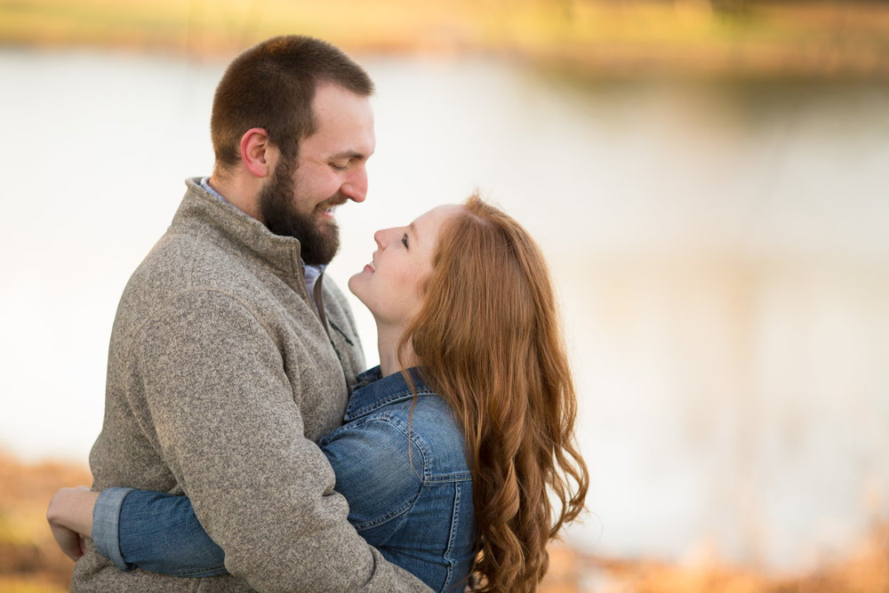 I loved having Mitchell Bennett Photography work with us for our engagement pictures and our wedding. The quality of pictures were excellent. Katie and Mitch are friendly and great to work with. I would recommend their services to anyone! Great experience. —Andrea D. -
