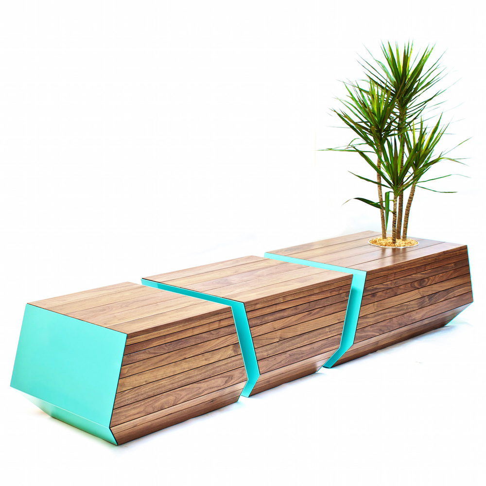 NEW // Boxcar Bench