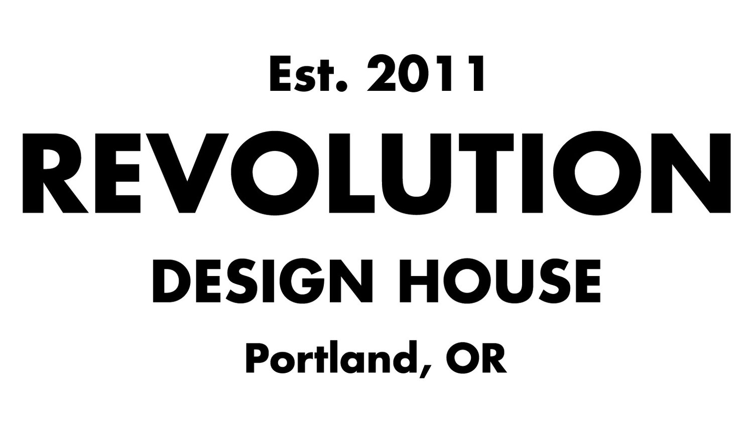 Revolution Design House
