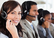 EFFECTIVECONTACT CENTER SOLUTIONSTO KEEP UP WITH CUSTOMER EXPECTATIONS. FIND OUT MORE HERE >