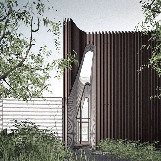 New work @auhaus #lynchhouse