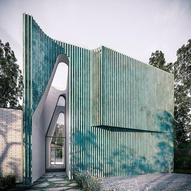 @auhaus #Lynchhouse goes green
