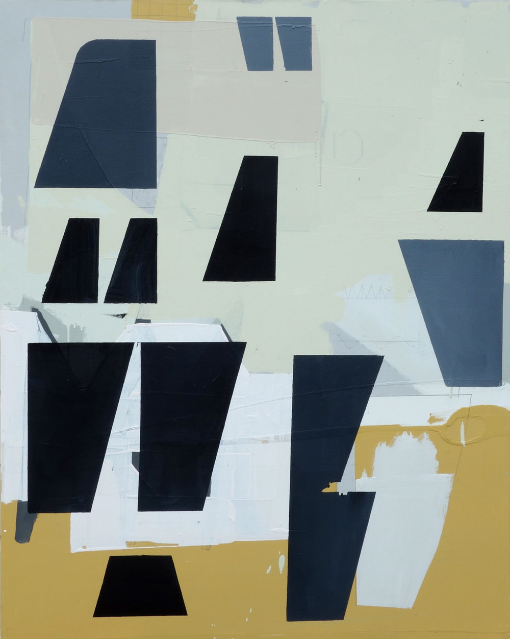 Composition with new shapes