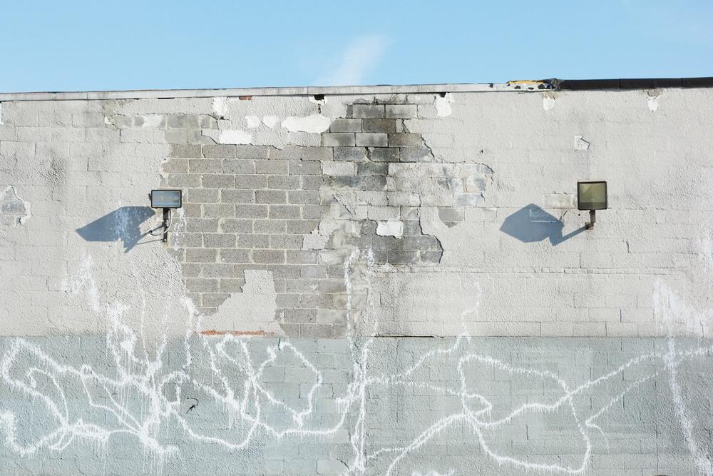 Wall Spray, Brooklyn