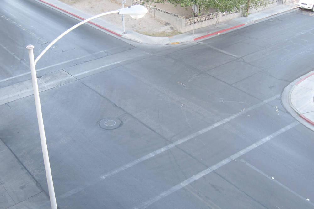 Intersection, Las Vegas