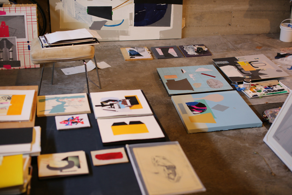 Current San Francisco studio.