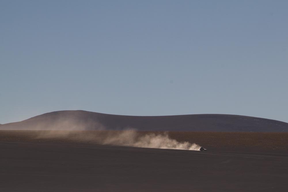Car Dust