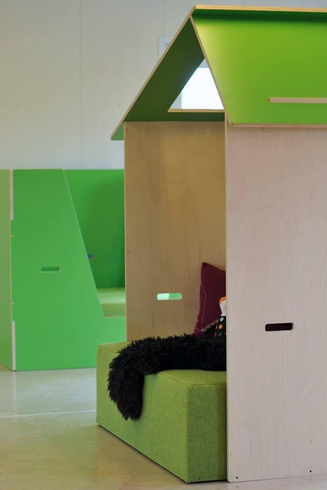 Vi er stolte av å ha levert en total møblering på et ESPIRA bygg.