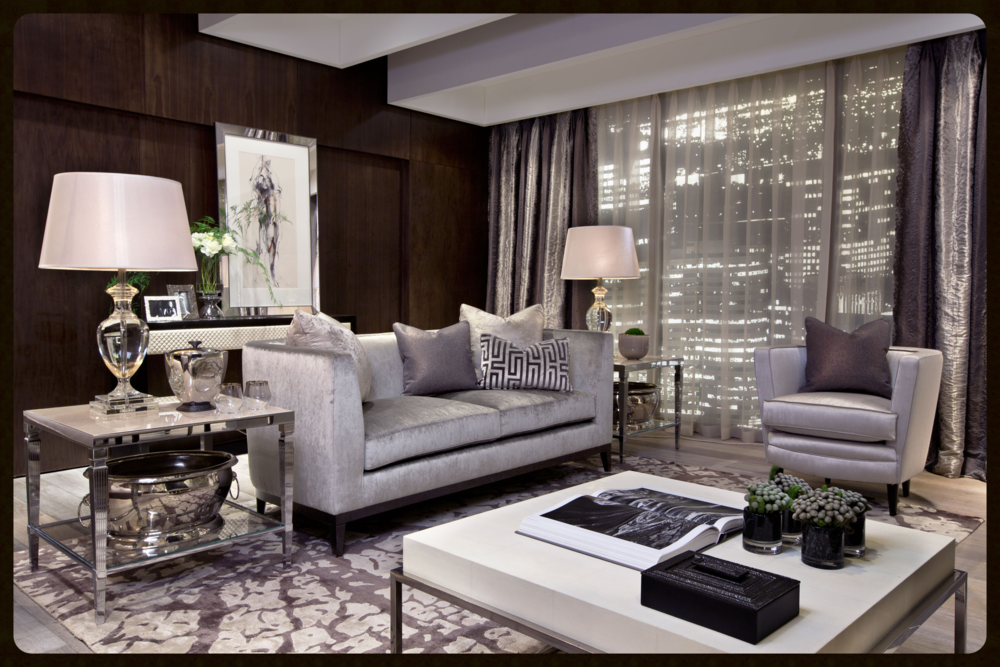 Spruced up for spring: The glamorous S&C Showroom