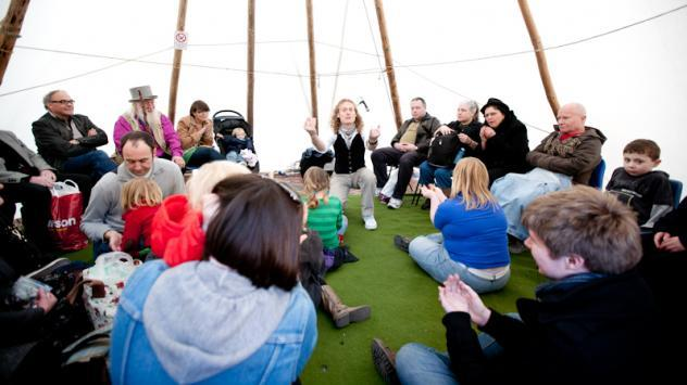 Storytelling for Festivals