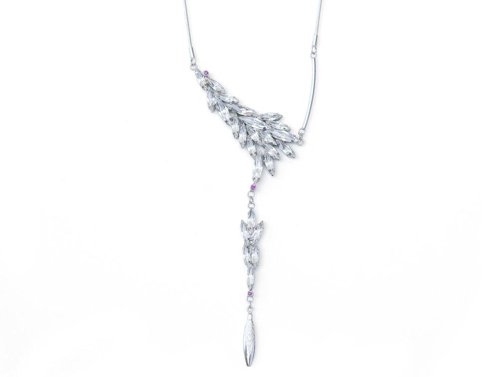 _Diona Blossom Necklace_Silver_Ruby_Swarovski_A.jpg