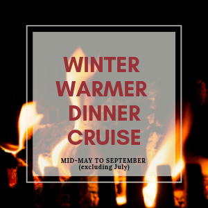 enjoy a hearty winter dinner cruise in cosy, heated comfort on board the nepean belle. the perfect time to afternoon slip by with wonderful fare and enjoy a different side of the nepean river.
