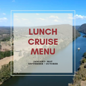 Lunch Cruise Nepean Belle Paddlewheeler Sydney River Cruise
