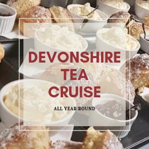Devonshire Tea Morning Tea Nepean Belle Paddlewheeler River Cruise Sydney