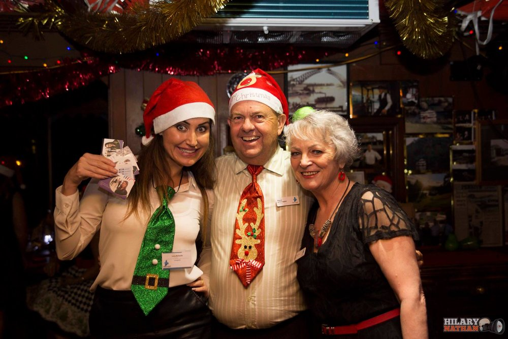Belle Christmas party people chamber bar.jpg