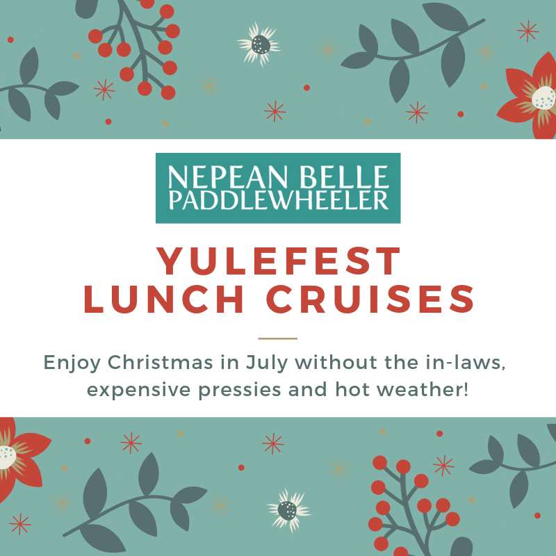 Click on the image to see our Yulefest Lunch Menu