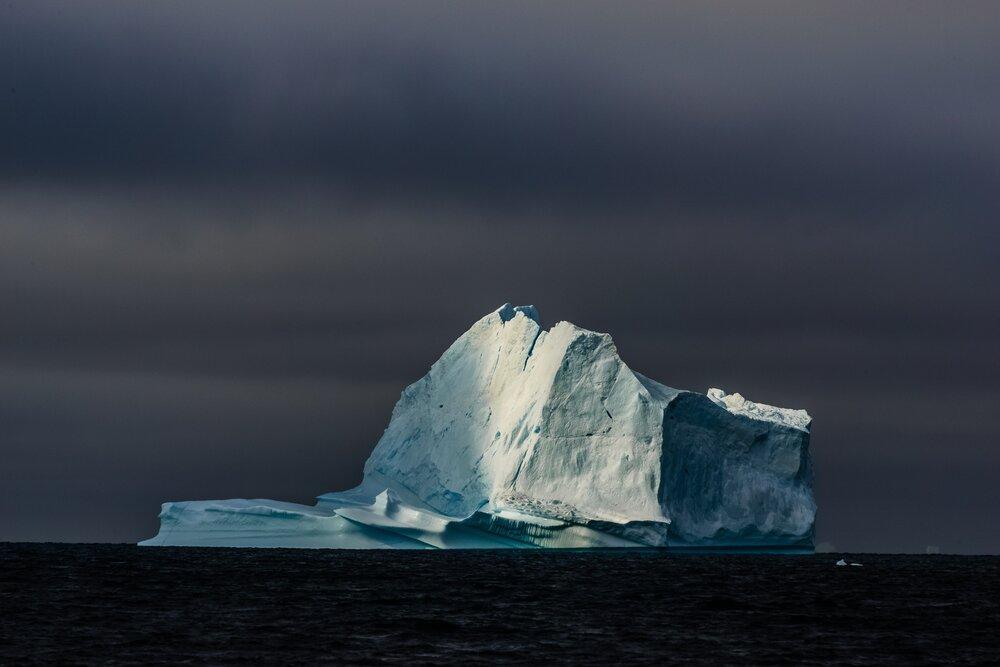Last Days of the Great Ice - Disko Bay, Greenland