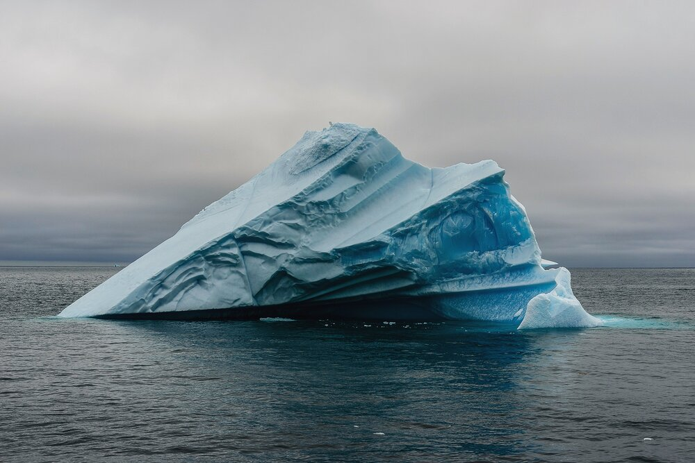 Triangular Iceberg