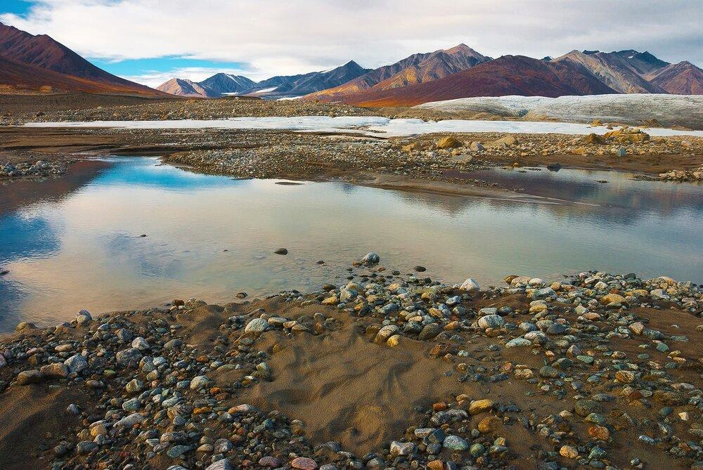 Sermilik - The Place of Glaciers, Bylot Island, Nunavut, Canadian Arctic