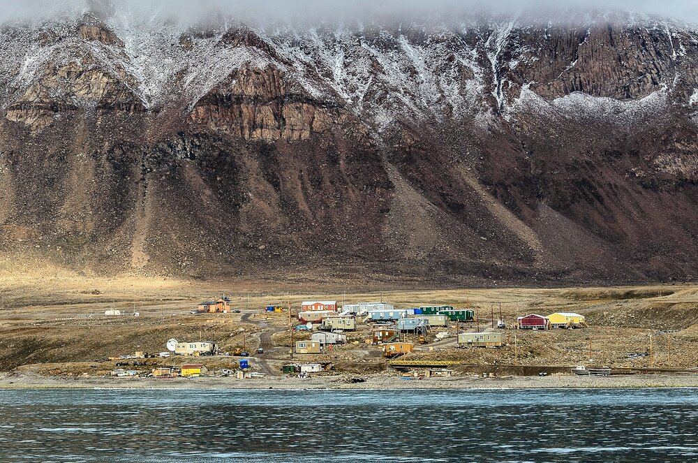Grise Fiord - Ellesmere Island, Nunavut, Canadian Arctic
