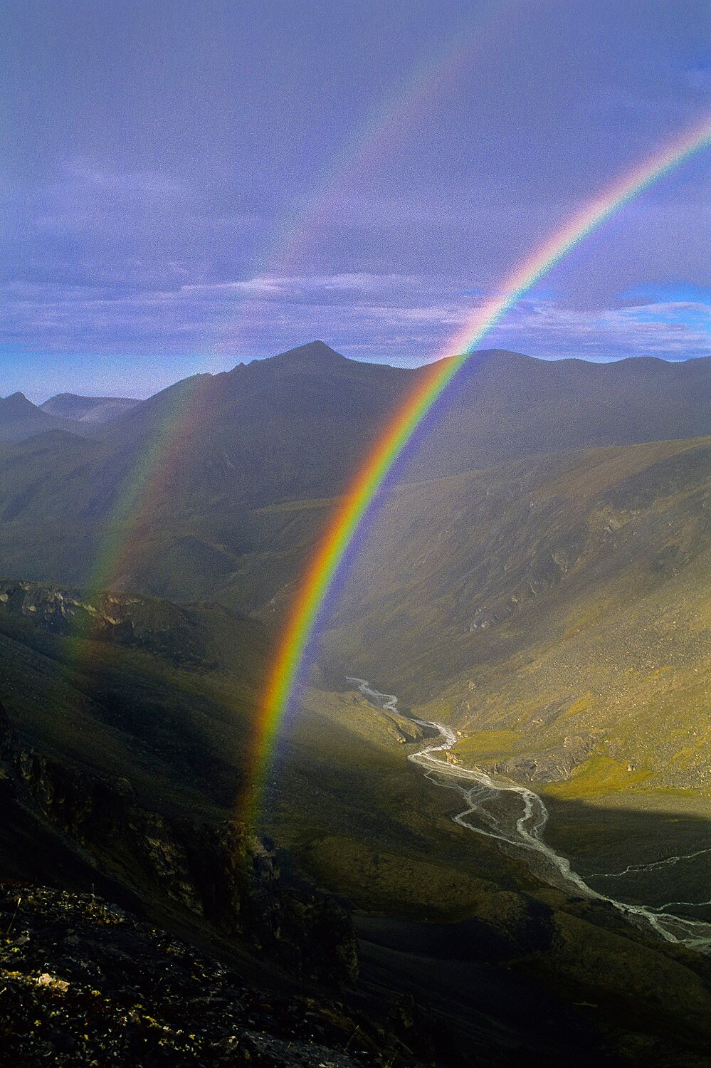 Rainbow's End - Brooks Range, Alaska