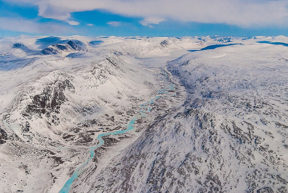 "Kuruurjuaq - ""The Great Valley"""