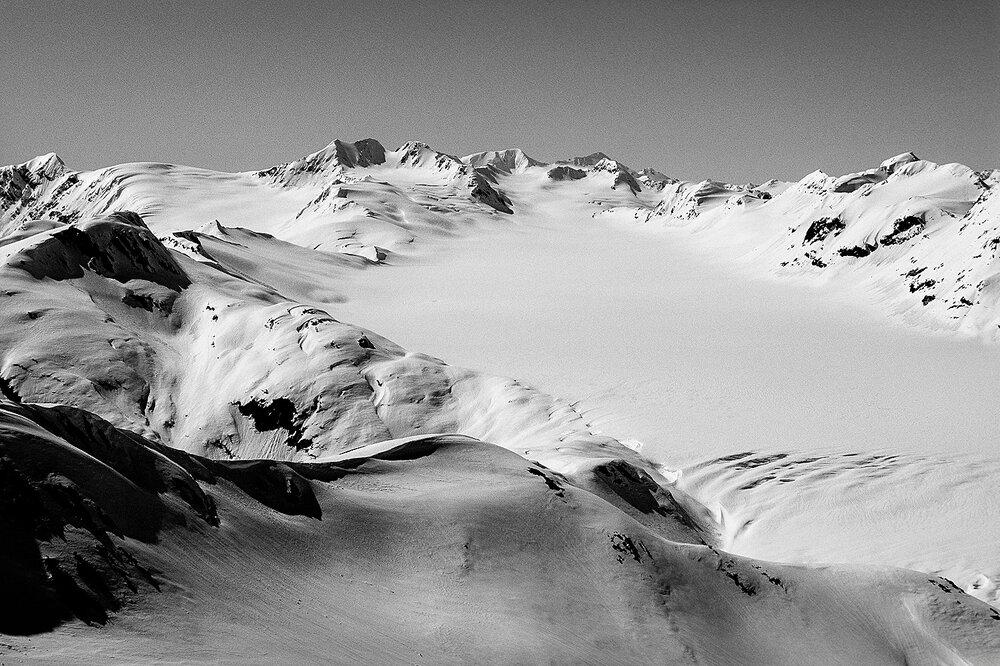 Tebenkof Glacier - Alaska