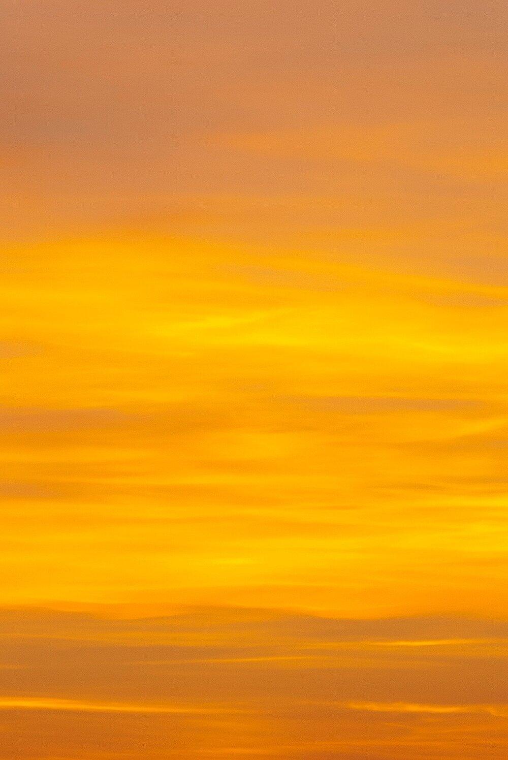 Ochre Skies