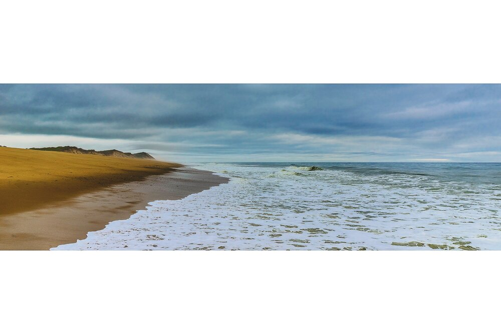 """""""A Man May Stand There And Put All America Behind Him"""" - Thoreau - Cape Cod National Seashore, Massachusetts"""